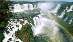 Parque Nacional do Iguaçu recebe mais de 12 mil visitantes no Natal