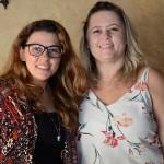Celia Lima, da Cap Amazon e Bruna Basile, da 55 destinos