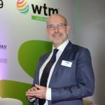 Claude Blanc, diretor global de Portifólio da WTM