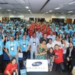 Convenção reuniu mais de 270 agentes de 121 cidades