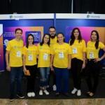 Daniel Biancarelli e sua equipe da Monde
