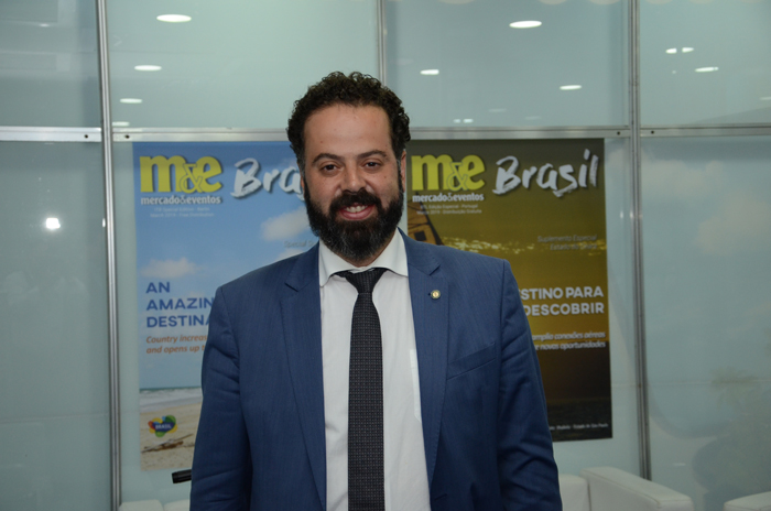 Daniel Diniz Nepomuceno, secretário-executivo do MTur