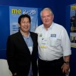 Daniel Takaki, da Nippak, e Roy Taylor, do M&E