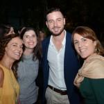 Denise Santiago, da Terra Mundi, Renata Rimbano, do Visit Monaco, Daniel Ambrosio, do Premium Charters, e Gisele Abrahão, da GVA