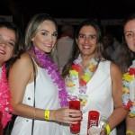 Elaine Mota, da EM Viagens, Anne Fontes, da Four Viagens, e Fernanda Caetano e Débora Peluso, da Win Travel