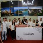 Estande de São Paulo