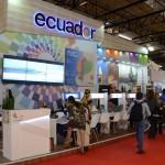 Estande do Equador
