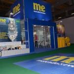 Estande do M&E na WTM-LA 2019