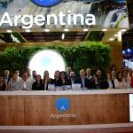 Expositores da Argentina