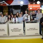 Expositores do estado de São Paulo