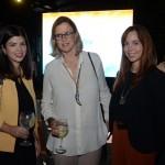 Fernanda Sarubbi, da Cap Amazon, Maren Mangels, da Primetour, e Paula Azeredo, da Cap Amazon