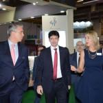 Fernando Fischer, Marcelo Álvaro Antônio e Luciane Leite