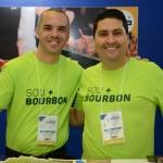 Flávio Mathias e Fernando Lopes, do Bourbon