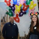 Gabriela Delai e Leo Leite, da Disney