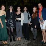 Gisele Abrahão e sua equipe da GVA