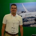 Gleyson Ranieri, da Air Canada