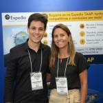 Guilherme Gianei e Mariana Garcia, da  Expedia TAAP