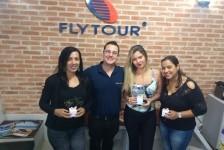 TBO Holidays realiza ação de Páscoa com agentes de viagens