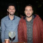 Hendrix Chefer e Renato Morais, da Kangaroo