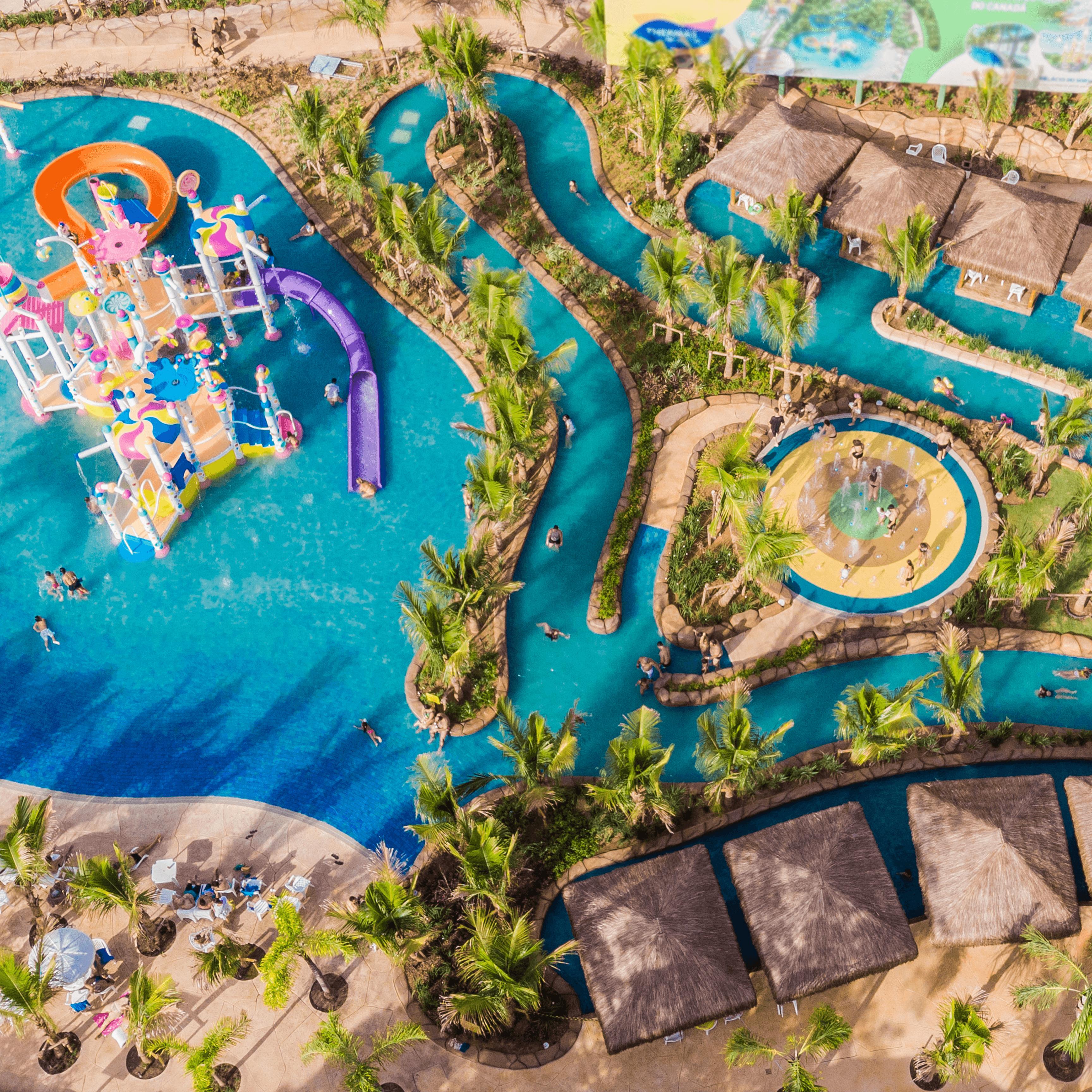 Parque está entre os dez mais visitados da América Latina