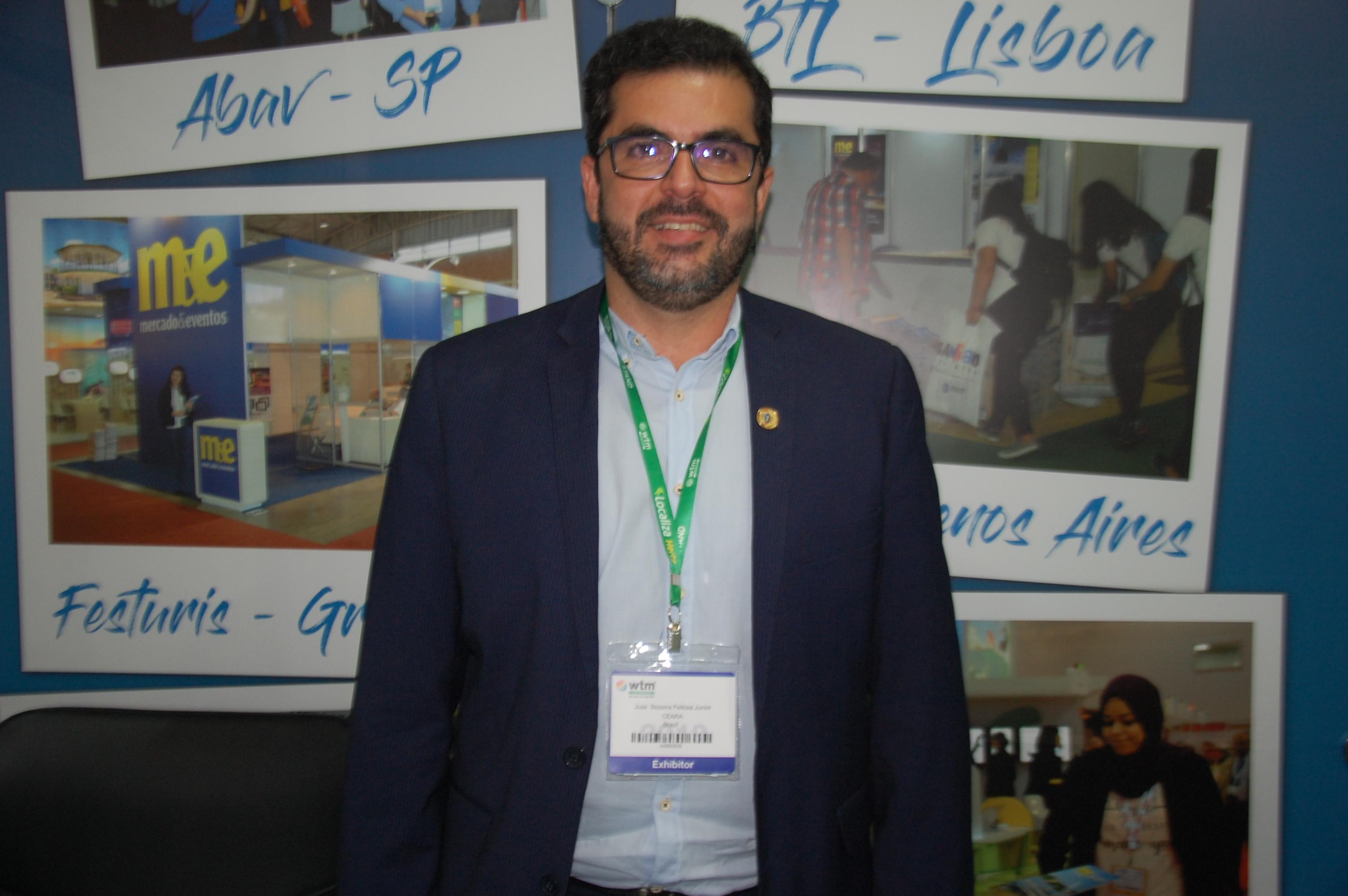 Júnior Feitosa, Secretário de Turismo de Juazeiro do Norte