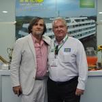 Jean-Philippe Perol, da Cap Amazon e Roy Taylor, do M&E