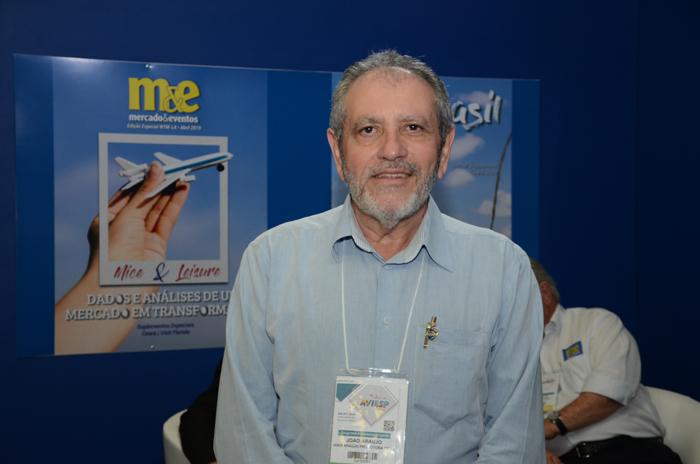 João Araujo, da João Araujo Promotora de Eventos