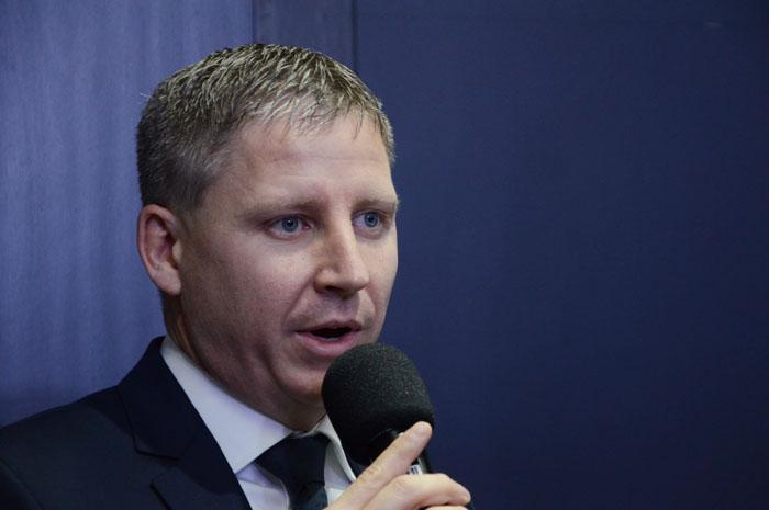Jonh Rodgerson, presidente da Azul