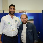Juliano Braga, do M&E, e Guilherme Paulus, da GJP