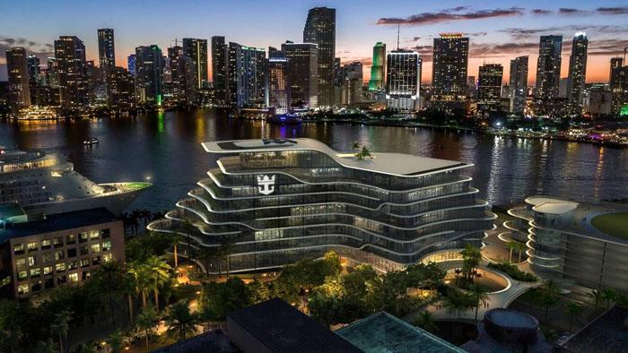 Royal Caribbean terá novo terminal em Miami