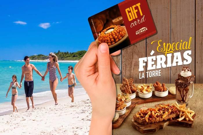 Agentes de viagens poderão ganhar um voucher no valor de R$ 100,00 para utilizar na rede de Restaurantes Outback