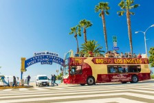 Big Bus Tours chega a Los Angeles