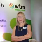 Luciane Leita, diretora da WTM-LA