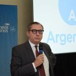 Luis Castillo, cônsul Geral da Argentina em São Paulo