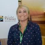 Márcia Bitencourt, do Costa Brasilis All Inclusive Resort & Spa