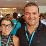 Márcia Moraes e Nilton Jr (FAB Turismo Macapá)