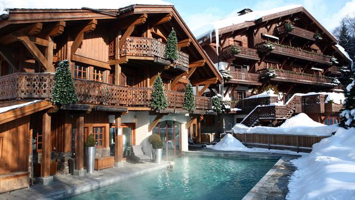 Les Chalets du Mont d'Arbois, Megève, A Four Seasons Hotel