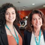 Marcela Silva (Thebighouse Group Americana) e Renata Angeli (Spotur Piracicaba)