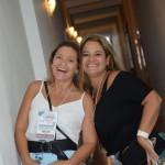 Mariana Bellucci e Tatiana Rocha, da Aviesp