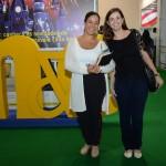 Marina Simião e Renata Toffoli, da Secretaria de Estado de Turismo de Minas Gerais