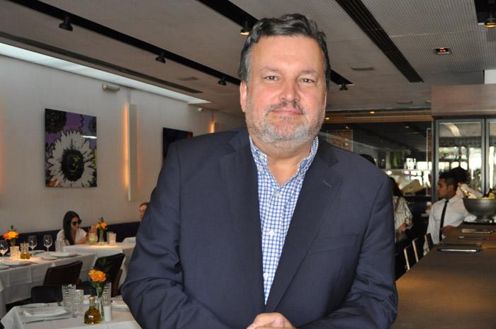 Michel Albahari, diretor geral do Paradisus Cancun