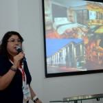 Milagros Ochoa, do Turismo do Perú