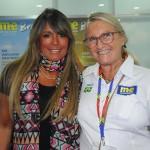 Monica Paixão, do Le Canton, e Rosa Masgrau, do M&E