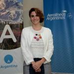Natalia Pisoni, coordenadora do Mercado Brasil do Inprotur