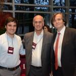 Pablo Bosch, Gilberto Bragueta, da Alternatur e Jean-Philippe Pérol, da CapAmazon