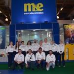 Parte da equipe do M&E na WTM-LA