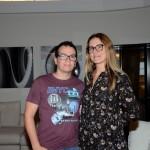 Pedro Morgan e Ana Santos, da Viaggiante Com Excelencia