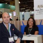 Pedro Ribeiro e Marisa Alves, Dom Pedro Laguna