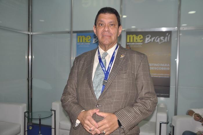 Renê Contreras, do Turismo da República Dominicana