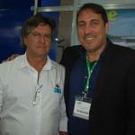Ricardo Rodrigues e João Willy Peixoto, de Angra dos Reis